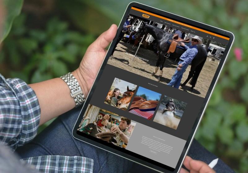 John Lordan Saddles website Dubbo