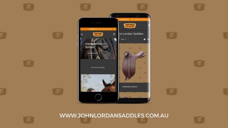 John Lordan Saddles