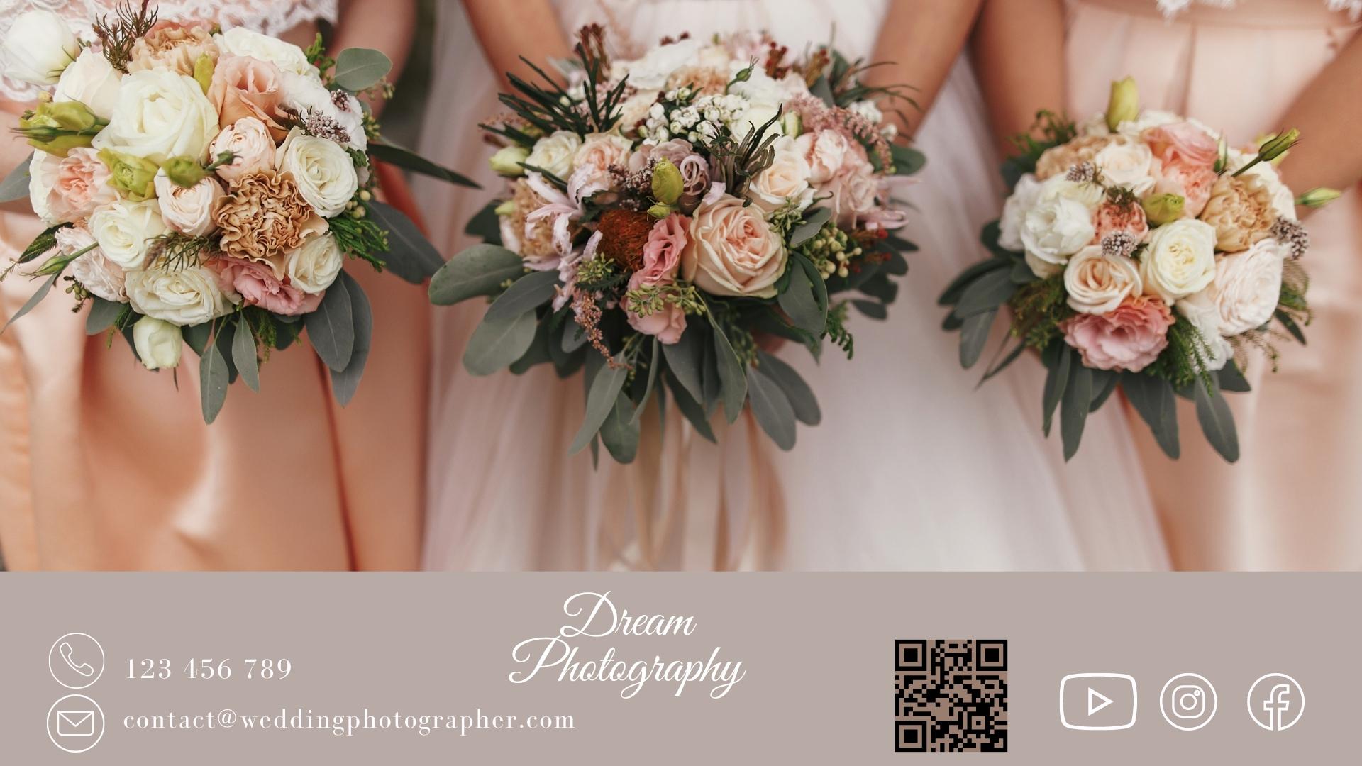 QR code for wedding website