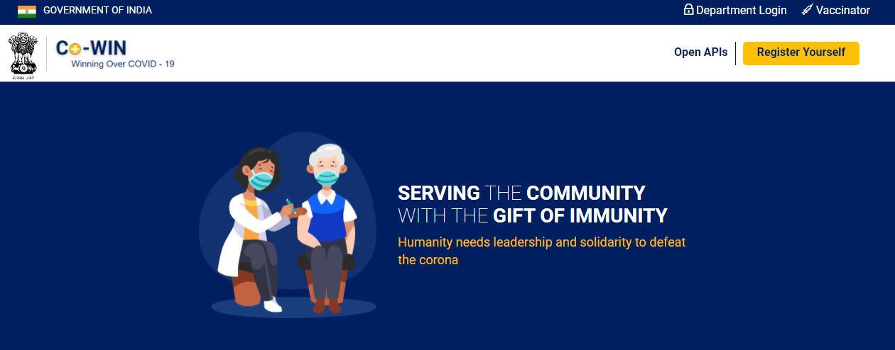 CoWIN Covid-19 vaccine registration: Kerala Malayalam