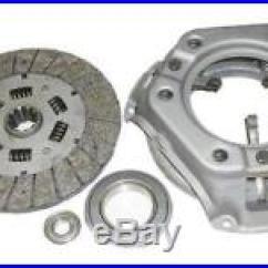 8n Ford Clutch Single Line Diagram Of Power Distribution Tractor 2n 9n Naa 600 700 800 Jubilee Kit 9 10 Spline Repair