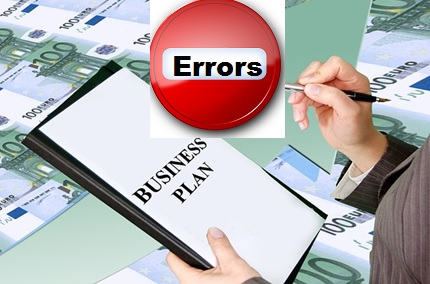 Common business plan mistakes