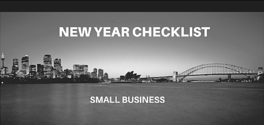 Year End Activities for Small Business Owners - Checklist