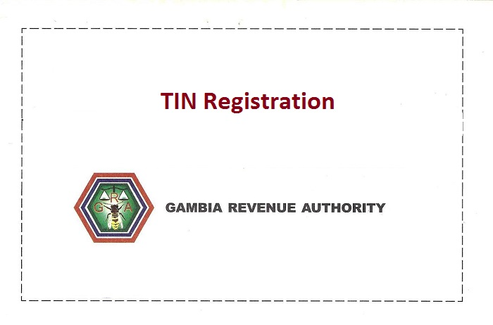 TIN Number Registration in Gambia – 4 Simple Procedures