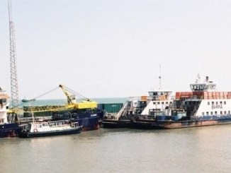 Gambia port