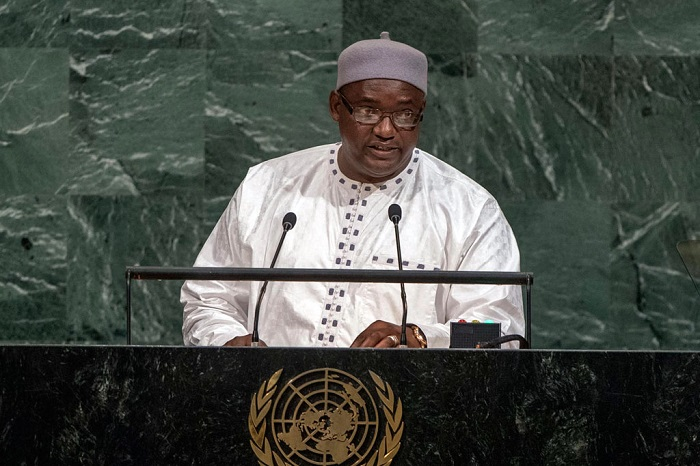 Gambia Moves up, Now 117th among World's Competitive Economies – Report