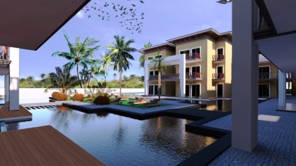 real estate market in Gambia