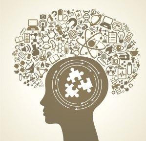 Big Data Human head Image