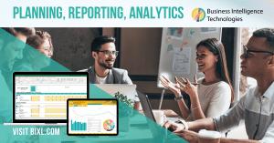 Business Intelligence Technologies | Planning, Reporting, Analytics