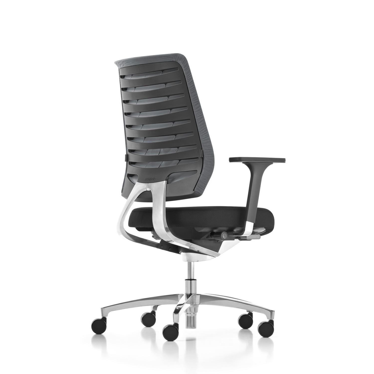Dauphin Chairs X Code Ergonomic Executive Task Chair By Dauphin Business Interiors