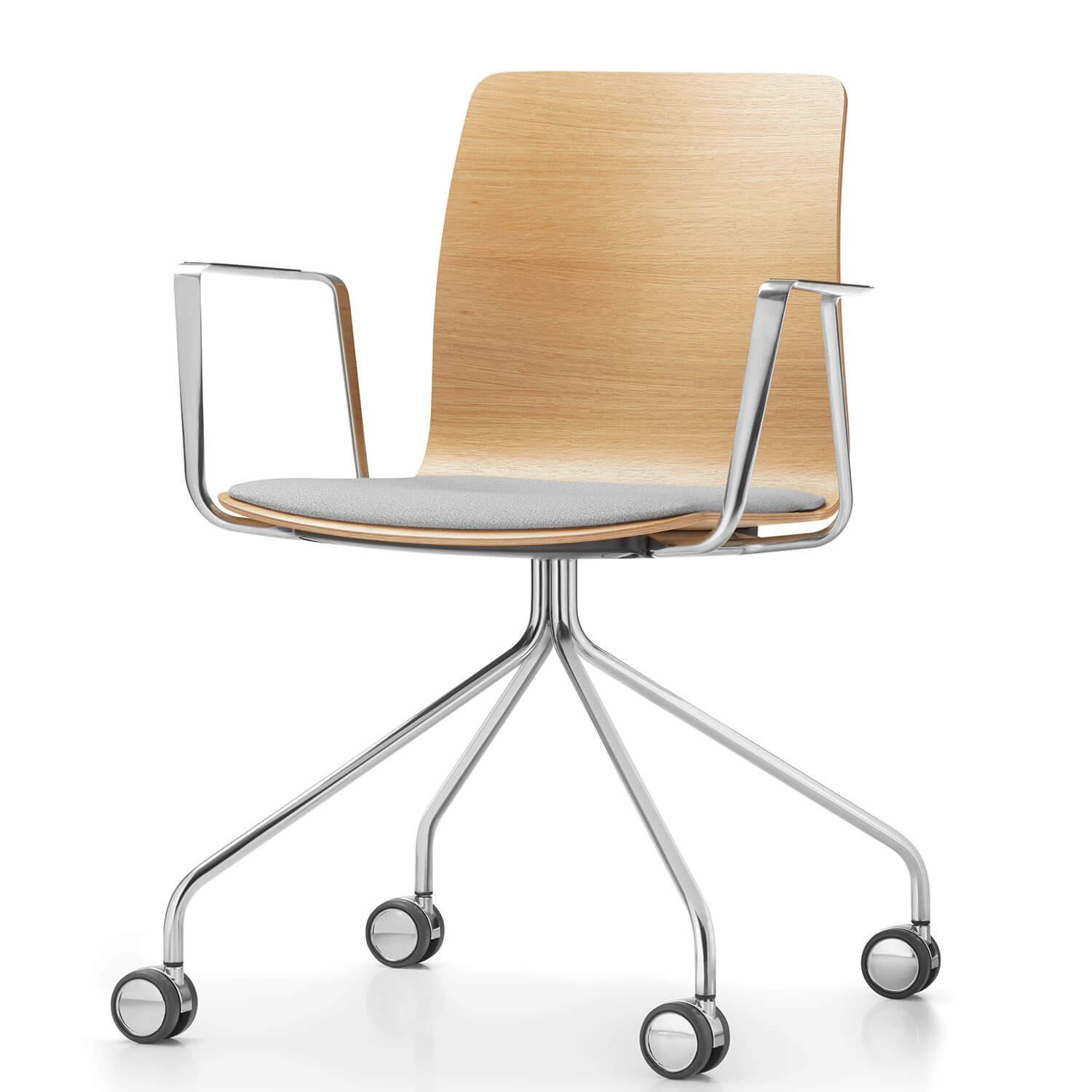 Business Chair Fiore Conference Chair By Dauphin Business Interiors