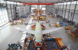 £6m Aerospace contract for an Airbus assembly factory in Germany