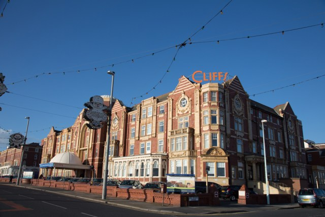 The Cliffs Hotel in Blackpool