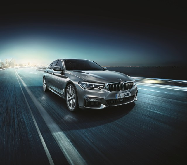 Lloyd Blackpool launch the stunning new BMW 5 Series this Saturday