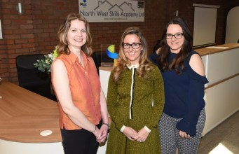 Skills provider strengthens team with key appointments