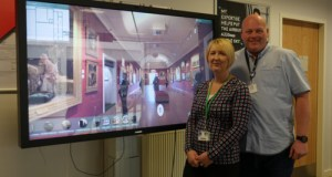 UCLan Burnley students create virtual tour for Towneley Hall