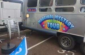 SPS hosted BBC 5 Live Marginal Mystery Tour