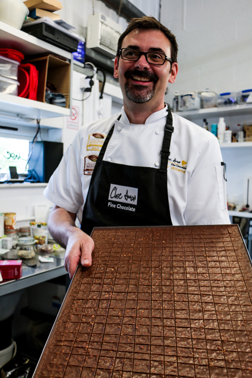 Success at International Chocolate Awards for Lancashire's Choc Amor