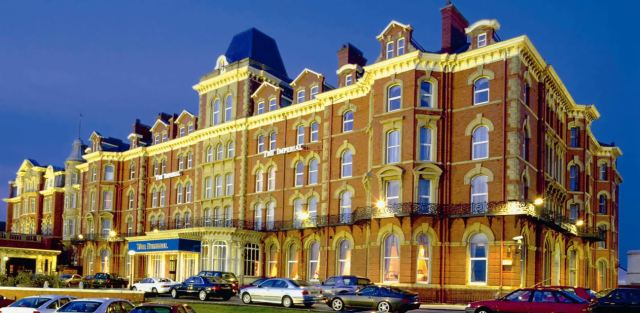 One of Blackpool's oldest hotels to celebrate its 150th anniversary year with a new partnership