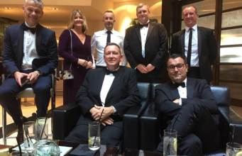 The County Group wins Insurance Broker of the Year 2017!