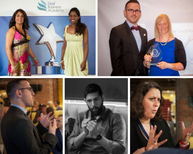 Deaf Business Awards 2017 - Nominations Open Now!