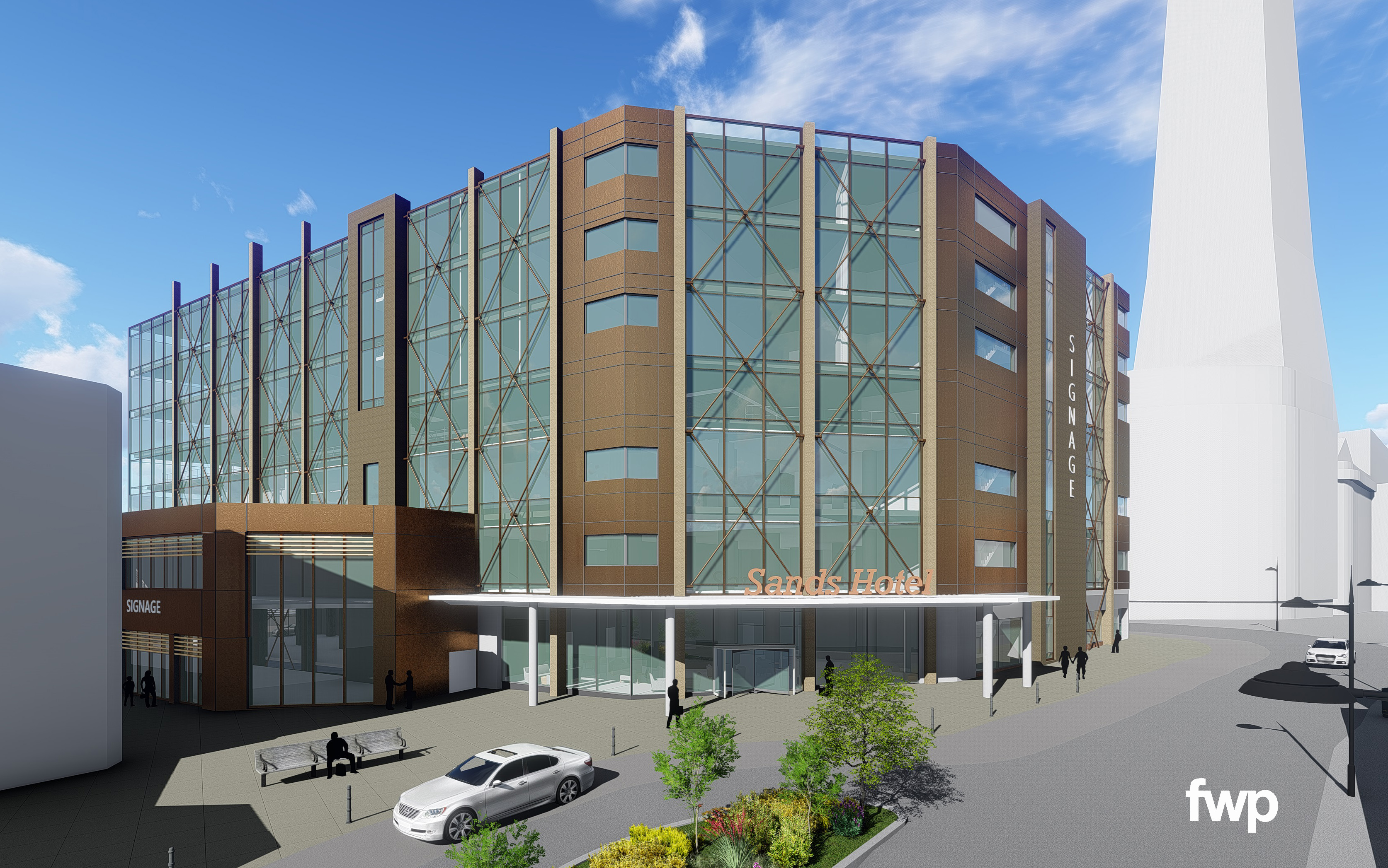work set to start on blackpool u0027s first 5 star hotel named for
