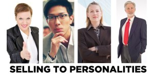 SELLING TO PERSONALITIES