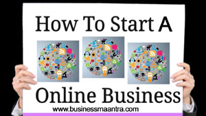 how to star a online business