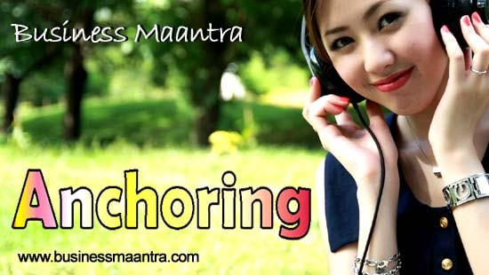 Business Maantra Anchoring