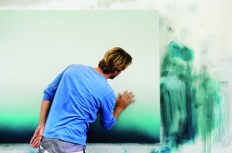 Artist and surfer Alex Westein. West is the Best, © 2014, Joran Briand