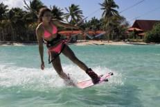 Charlotte Consorti, Cuba