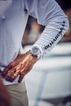 Richard Mille supports sailors engaging in the Voiles de Saint Barth Regatta in the Carribeans