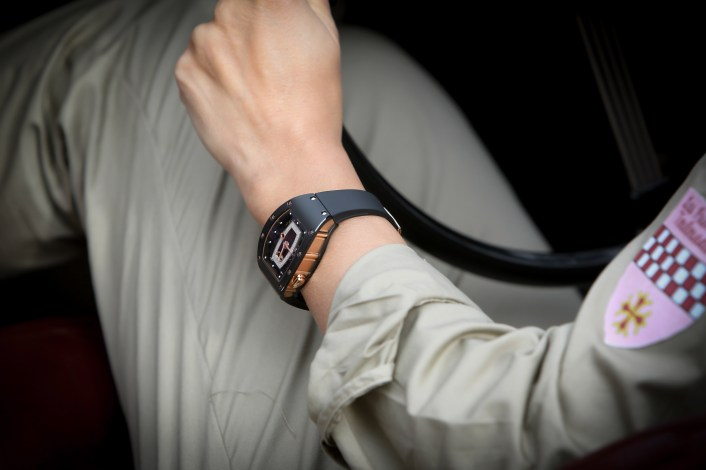 Richard Mille supports women engaging in the iconic Rallye des Princesses in France, an event created by Viviane Zaniroli