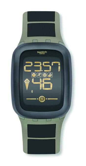 Swatch Touch Zero One; 2015 FallWinter; 1508 Touch Zero One