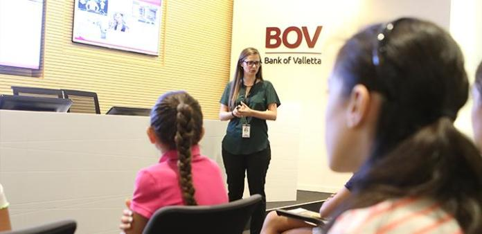 Bank of Valletta hosts banking workshop to youth   Business Malta