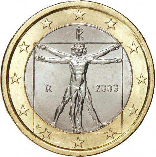 Que moeda a tomar na Itália