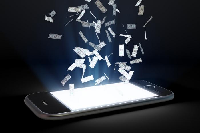 كيفية تحويل الأموال من البطاقة إلى الهاتف