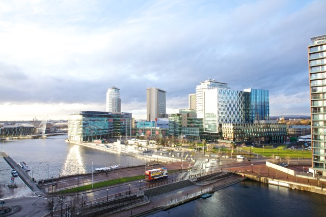 THE FUTURE OF BUSINESS IN SALFORD
