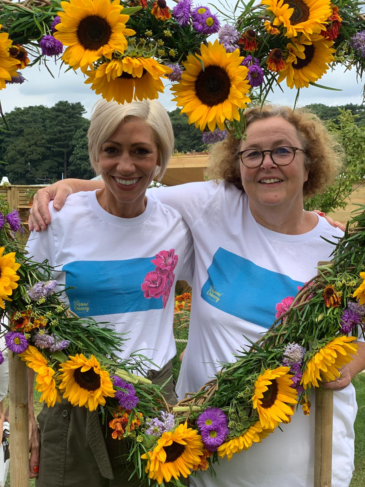 Clothes2order supports Dianne Oxberry Trust - Business