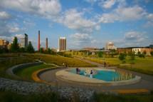Railroad Park Birmingham Al