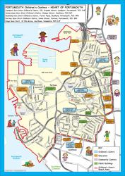 Children's Centre Maps