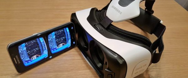 Virtual Reality Samsung Gear VR