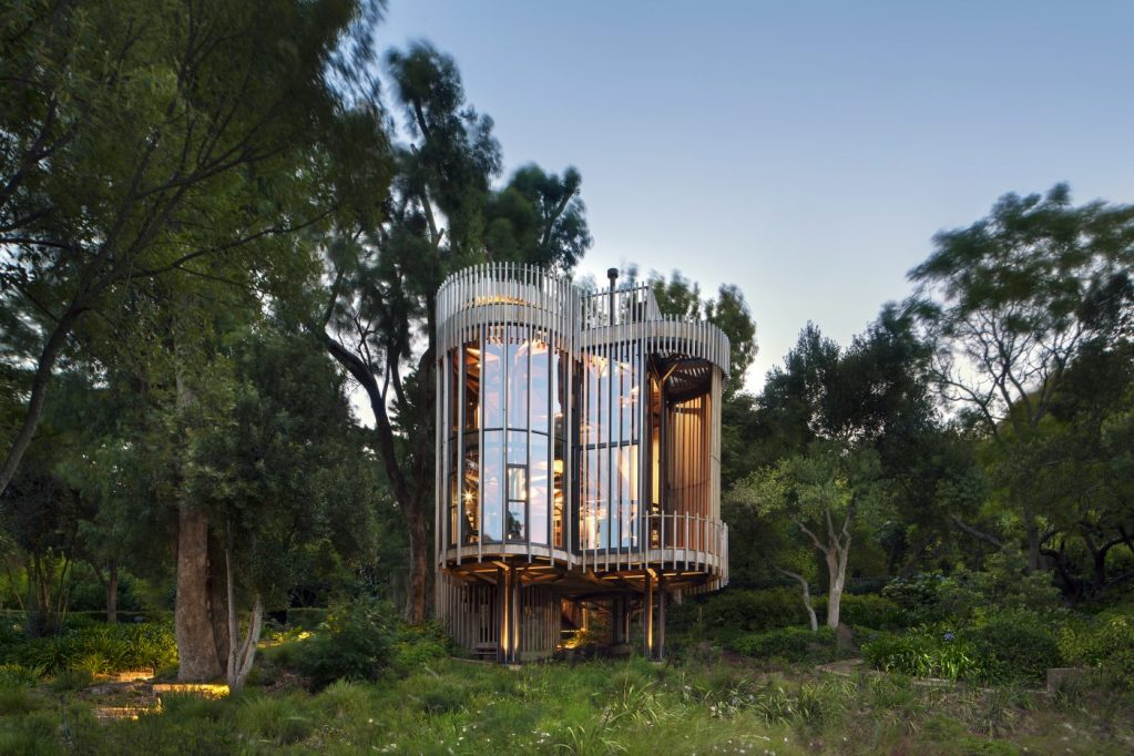 Image: House Paarman Treehouse ©Malan Vorster Architecture Interior Design