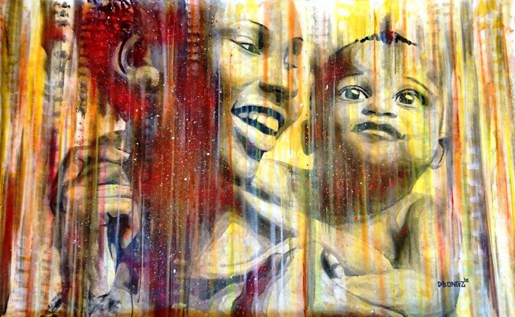 Image: Artist - Dbongz Mahlathi