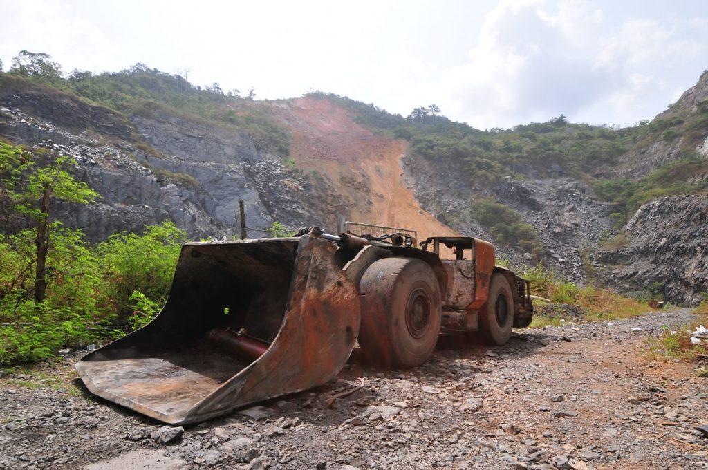 Image: Mine in Ghana©Shutterstock - 109491461