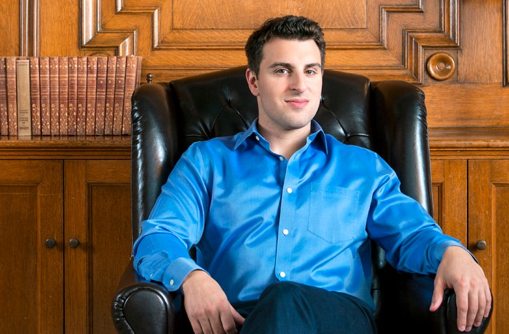 Brian Chesky biography