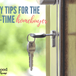 Handy Tips for the First-Time Homebuyer