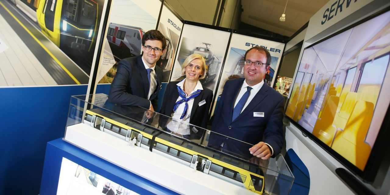 Rail manufacturer keen to expand North East supply chain
