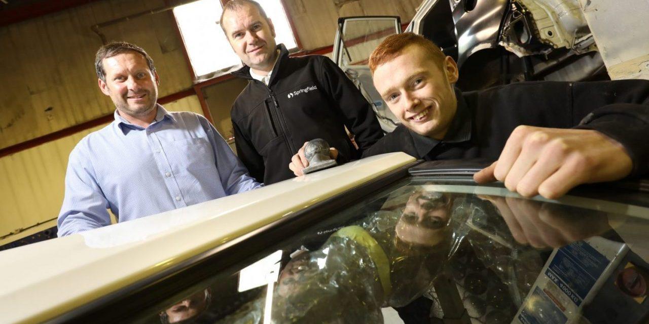 Apprenticeships put automotive firms in fast lane