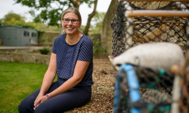 Trainee becomes the trainer after winning three-year contract